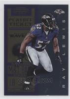 Ray Lewis #/99