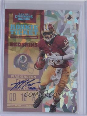 2012 Panini Contenders - [Base] - Season Ticket Cracked Ice 20th Edition #202 - Robert Griffin III /20