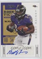Rookie Ticket - Bobby Rainey
