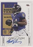 Rookie Ticket Variation - Bobby Rainey [EX to NM]