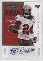 Rookie Ticket - Mark Barron /295