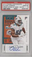 Rookie Ticket - Olivier Vernon [PSA 10 GEM MT]