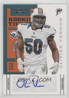 Rookie Ticket Variation - Olivier Vernon
