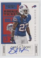 Rookie Ticket - Stephon Gilmore