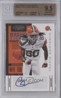 Rookie Ticket - Travis Benjamin [BGS 9.5 GEM MINT]