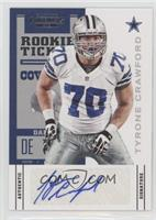 Rookie Ticket - Tyrone Crawford