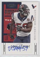 Rookie Ticket - Whitney Mercilus /150