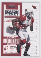 Season Ticket - Early Doucet III
