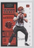 Season Ticket - Andy Dalton