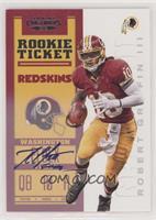 Rookie Ticket RPS - Robert Griffin III [EXtoNM] #/238