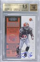 Rookie Ticket RPS - Trent Richardson [BGS 9.5 GEM MINT] #/550