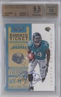 Rookie Ticket RPS - Justin Blackmon /550 [BGS 9.5]