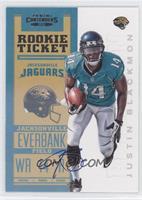 Rookie Ticket RPS - Justin Blackmon /550