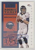 Rookie Ticket RPS - Brock Osweiler