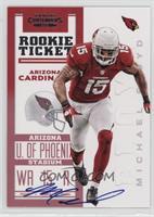 Rookie Ticket RPS - Michael Floyd