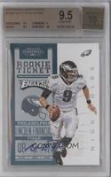 Rookie Ticket RPS - Nick Foles /550 [BGS 9.5]
