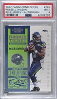 Rookie Ticket RPS - Russell Wilson /550 [PSA 9 MINT]