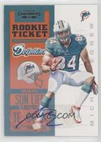 Rookie Ticket RPS - Michael Egnew