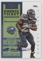 Rookie Ticket RPS - Robert Turbin