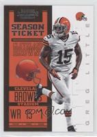 Season Ticket - Greg Little