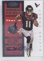 Rookie Ticket RPS - DeVier Posey
