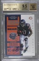 Rookie Ticket RPS - Alshon Jeffery [BGS 9.5]