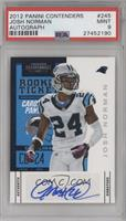 Rookie Ticket - Josh Norman /550 [PSA 9]