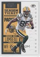 Season Ticket - Greg Jennings