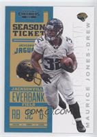 Season Ticket - Maurice Jones-Drew