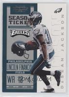 Season Ticket - DeSean Jackson [EXtoNM]