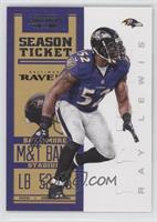 Season Ticket - Ray Lewis