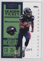 Season Ticket - Richard Sherman