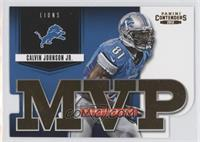 Calvin Johnson Jr. /100