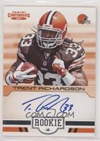 Trent Richardson [EX to NM] #/75