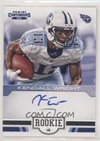 Kendall Wright #/75