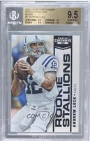 Andrew Luck [BGS 9.5 GEM MINT] #/50
