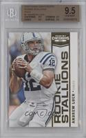 Andrew Luck /100 [BGS 9.5 GEM MINT]