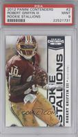 Robert Griffin III [PSA 9 MINT]