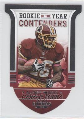 2012 Panini Contenders - Rookie of the Year Contenders #12 - Alfred Morris