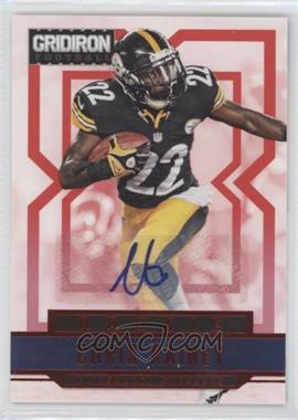 2012 Panini Gridiron - [Base] - Rookie Signatures Xs [Autographed] #217 - Chris Rainey /499