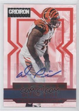 2012 Panini Gridiron - [Base] - Rookie Signatures Xs [Autographed] #229 - Devon Still /499
