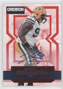 2012 Panini Gridiron - [Base] - Rookie Signatures Xs [Autographed] #247 - Jerel Worthy /99