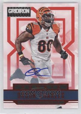 2012 Panini Gridiron - [Base] - Rookie Signatures Xs [Autographed] #276 - Orson Charles /499