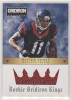 DeVier Posey #/25