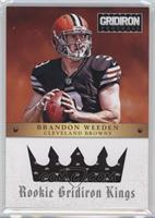 Brandon Weeden #/299