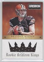 Brandon Weeden /299