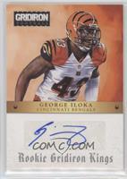 George Iloka /99