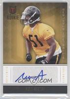Rookie Signature - Sean Spence #/49