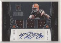 Rookie Signatures RPS - Trent Richardson #/399