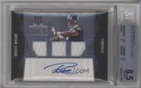 Rookie Signatures RPS - Russell Wilson /599 [BGS 8.5 NM‑MT+]